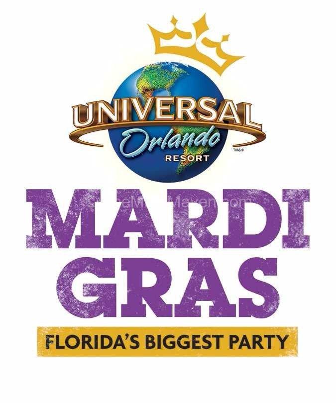 Conhece o MARDI GRAS da Universal Studios?! 14