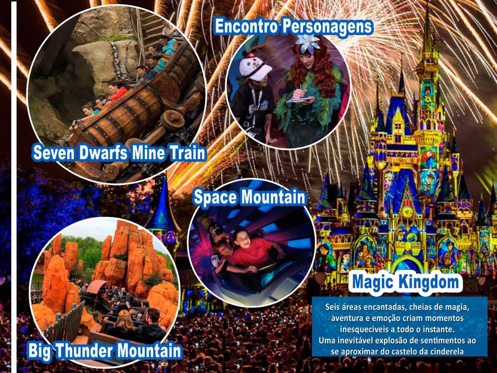 10 Curiosidades e Segredos do Parque Magic kingdom 16