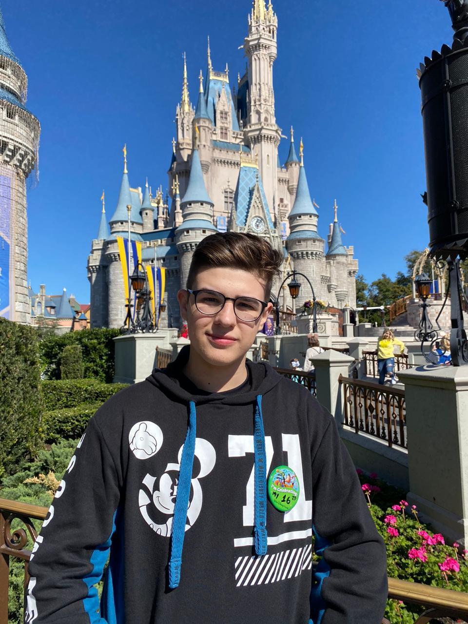 Disney sob o olhar jovem! 2