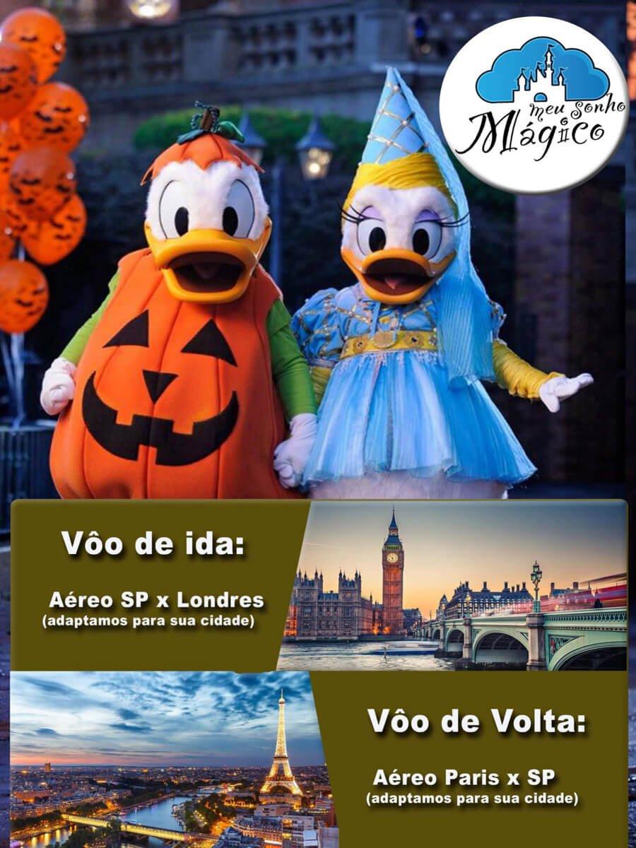 Londres e Paris 2020 Outubro-04
