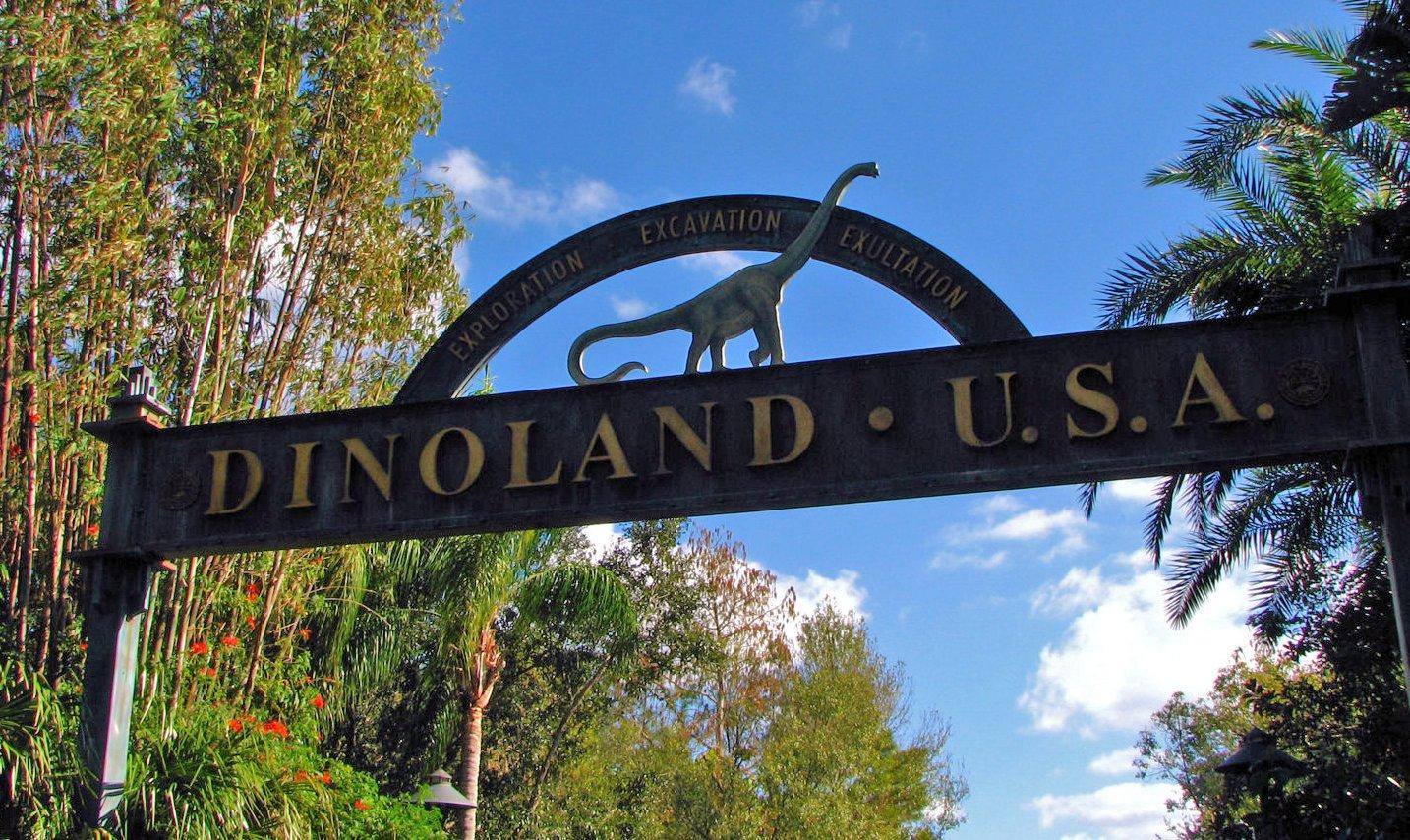 A divertidissíma Dinoland usa no Animal kingdom 22
