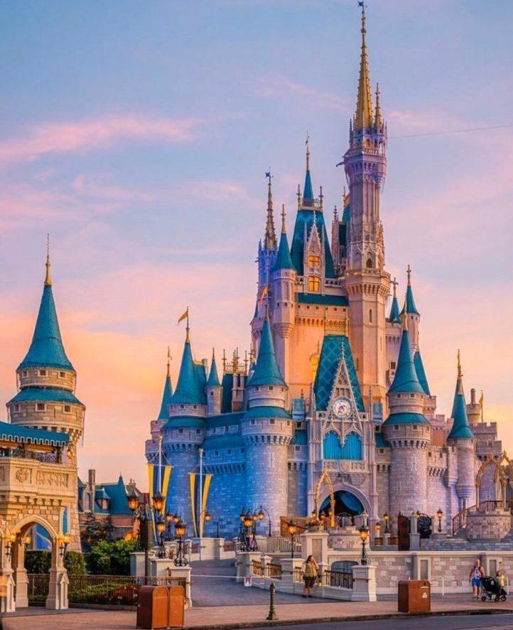 O Walt Disney World, o complexo Disney na Flórida 6