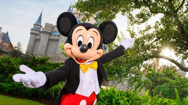 A Historia de  Mickey Mouse e onde encontrá-lo nos  Parques Disney de Orlando 14