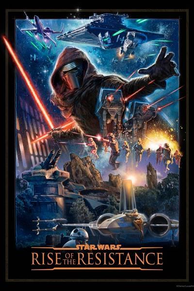Star Wars: Rise of the Resistance a nova atração do Hollywood Studios 12