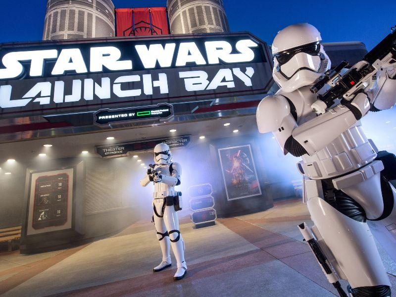 Os Personagens de Star Wars que encontramos no Hollywood Studios 22