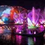 Rivers of Light: We Are One o encantador show do Animal kingdom 6