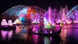 Rivers of Light: We Are One o encantador show do Animal kingdom 10