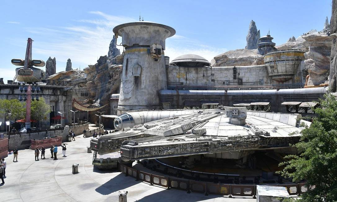 Star Wars Galaxy's Edge: o espetacular universo de Star Wars no Hollywood Studios 14