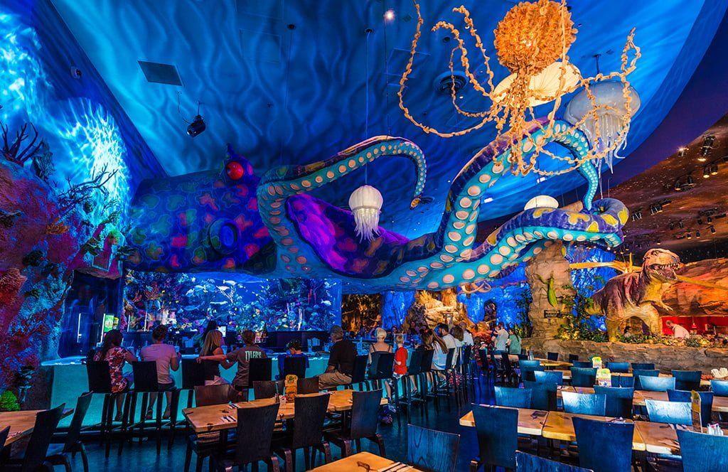 Conheça alguns dos Incríveis Restaurantes do Disney Springs 22