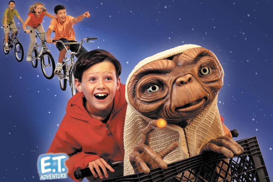 A imperdível atração do E.T na Wood Woodpecker´s kidzone 12