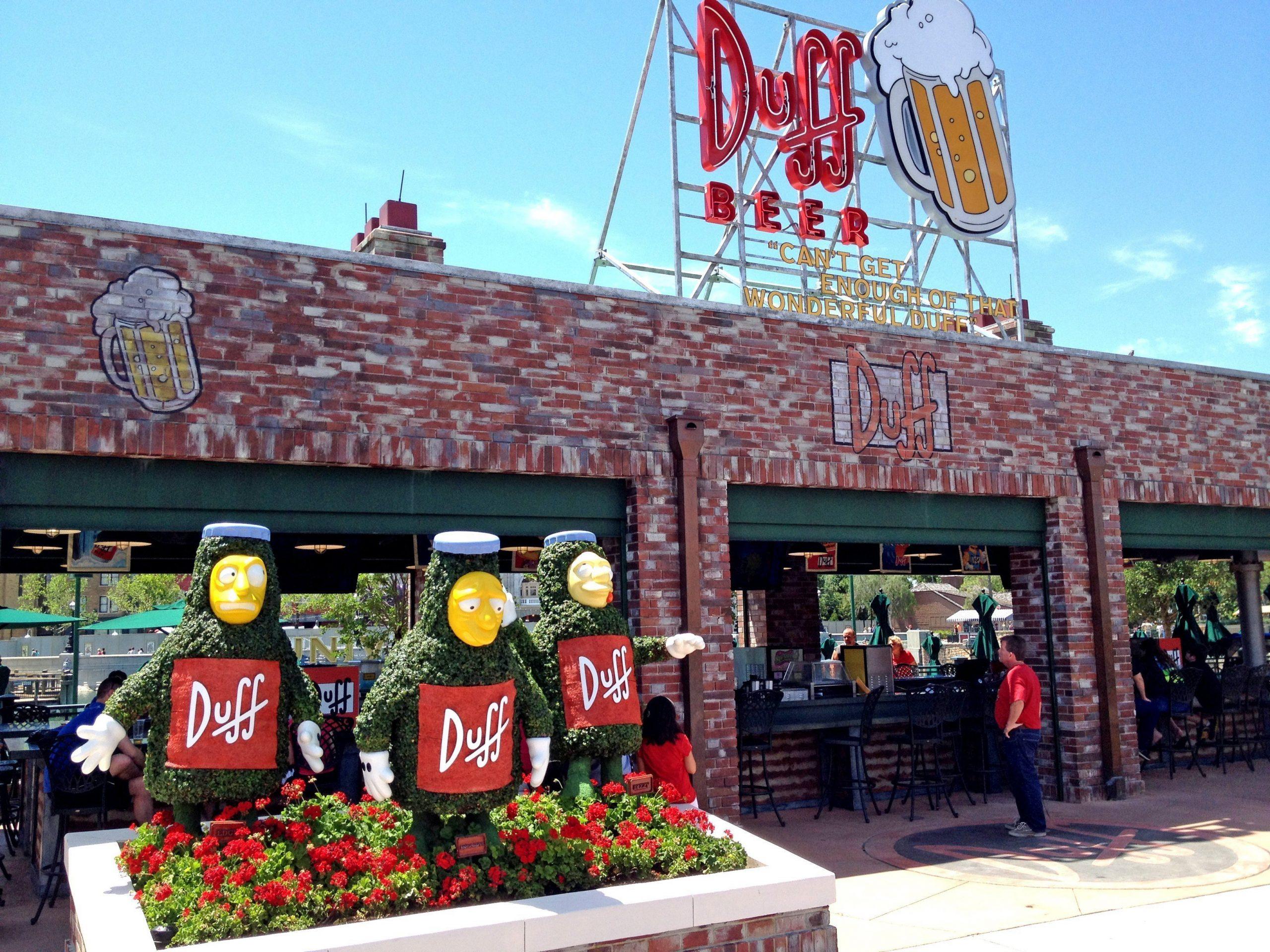 Os Melhores restaurantes da Universal Studios 12