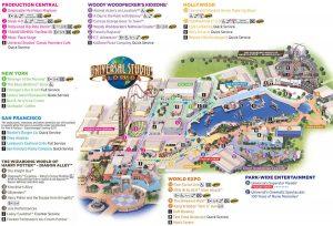 Conheça o complexo da Universal em Orlando 12