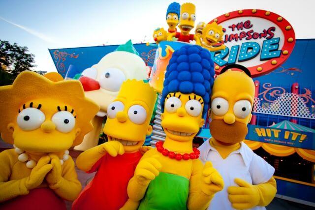 Conheça a incrível área  dos Simpsons na Universal Studios 18