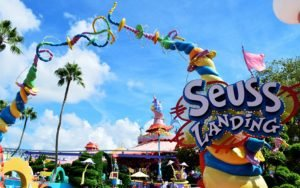 Conheça a divertida e colorida Dr. Seuss Landing no Island of Adventure 18