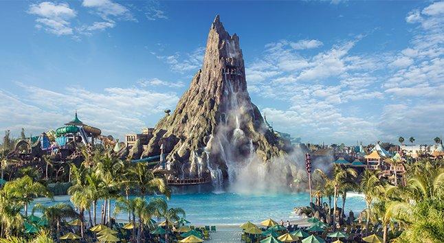 Volcano bay o incrível parque aquático da Universal 10