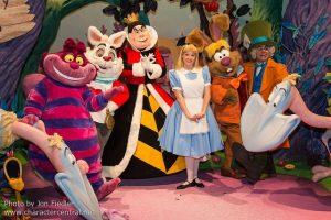 Os personagens que encontramos no Disneyland Paris 28