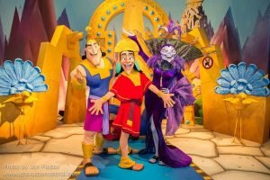 Os personagens que encontramos no Disneyland Paris 18
