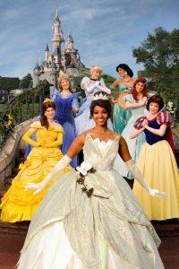 Os personagens que encontramos no Disneyland Paris 16