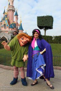 Os personagens que encontramos no Disneyland Paris 12