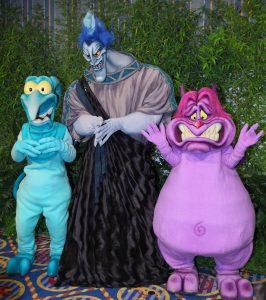 Os personagens que encontramos no Disneyland Paris 10