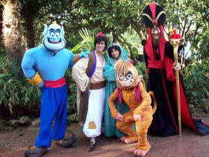 Os personagens que encontramos no Disneyland Paris 24