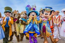 Os personagens que encontramos no Disneyland Paris 6