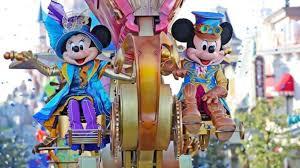 Conheça os incríveis shows e atrações na  Main Street da Disneyland Paris 22
