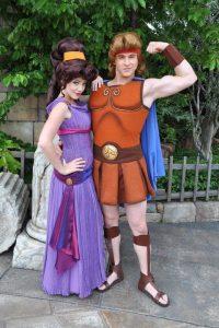 Os personagens que encontramos no Disneyland Paris 8