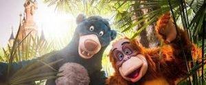 Os personagens que encontramos no Disneyland Paris 20