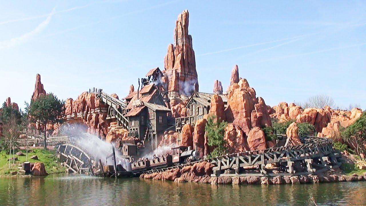 Conheça a Frontierland da Disneyland Paris 22
