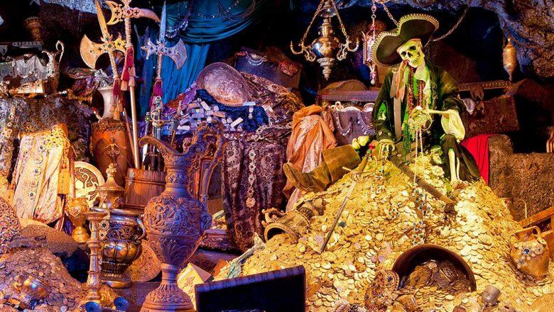 As incriveis atrações da New Orleans square na Disneyland Califórnia 2