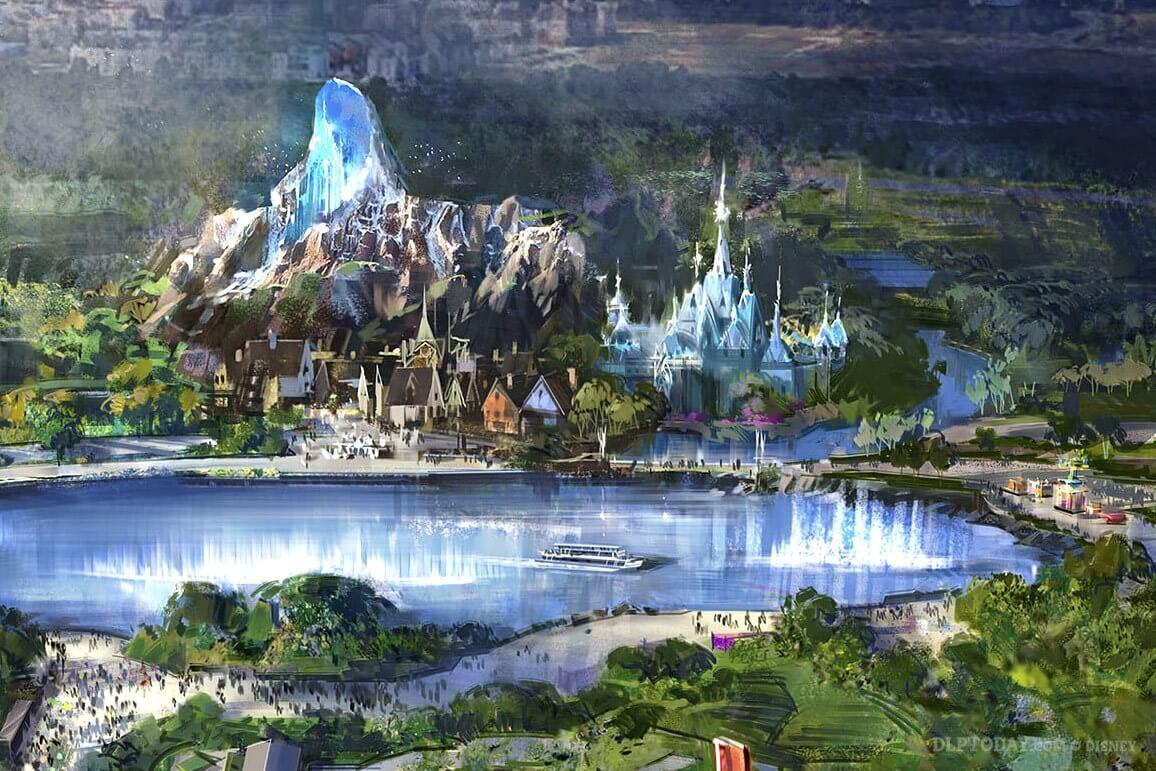 Conheça as novas áreas temáticas do Walt Disney Studios Park 10