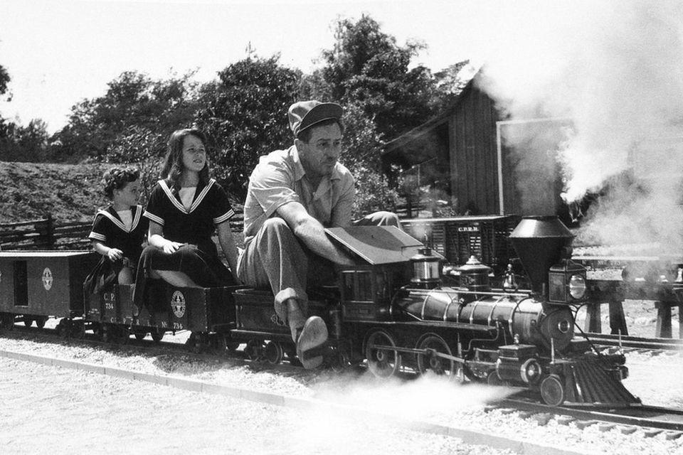 A historia da Disneyland Califórnia: como Walt Disney criou seu primeiro parque temático PT 1 16