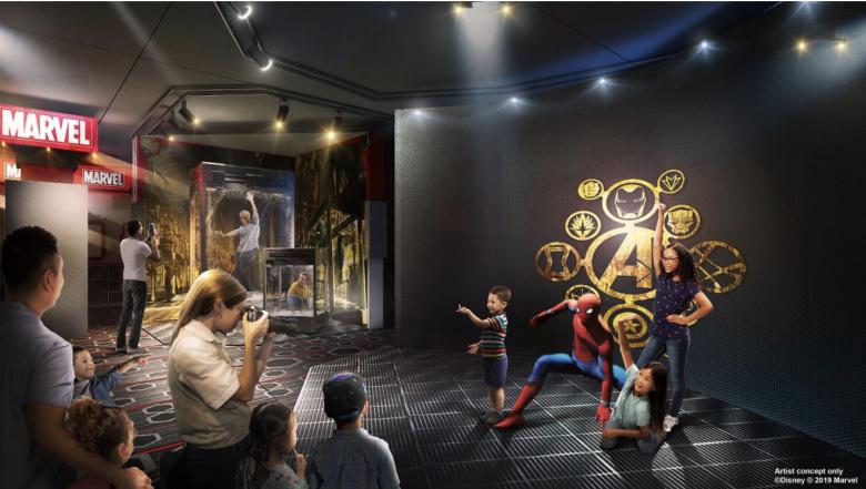 Conheça o novo hotel da Marvel que será inaugurado na Disneyland Paris 16