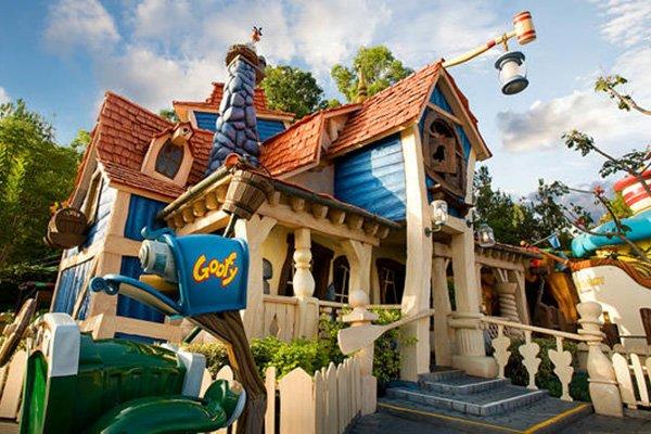 Conheça a unica e incrível área do Mickey da Disneyland California 6