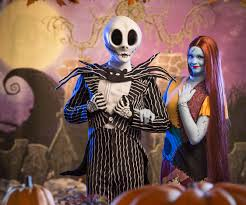 Os personagens de Halloween que podemos encontrar no Magic Kingdom 10
