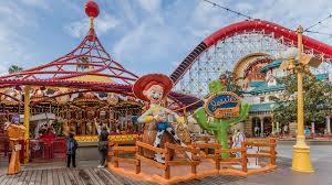 Conheça o maravilhoso Pixar pier no Disney´s Califórnia Adventure pt 2 8