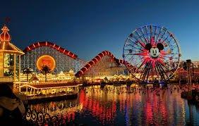 Introdução ao parque Disney Califórnia Adventure 8