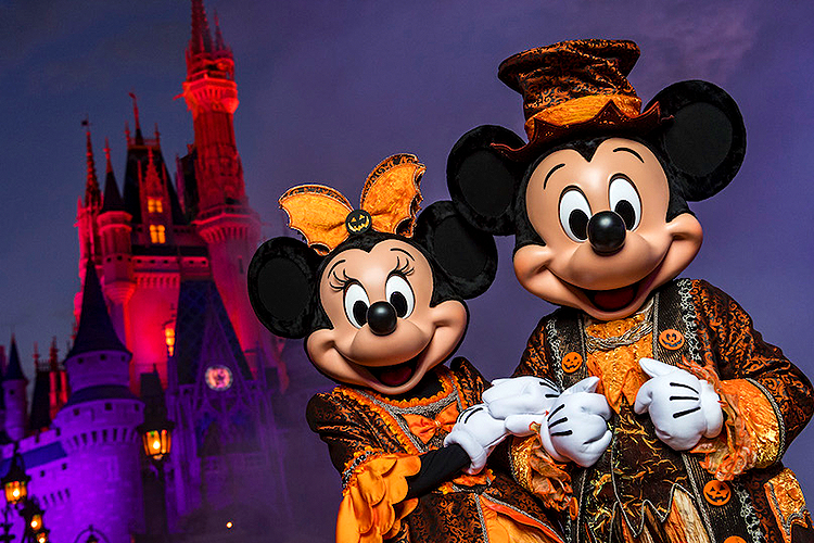 Tudo sobre a festa de Halloween do Magic Kingdom parte 1 14