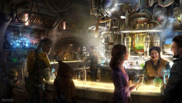 Conheça alguns dos restaurantes da Disneyland  Califórnia 18