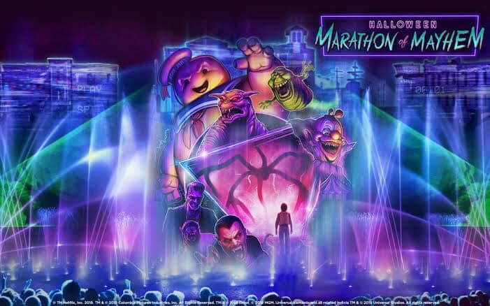 Conheças os incríveis shows da festa de Halloween da Universal em Orlando 6
