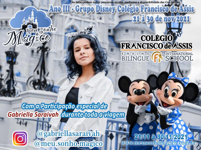 Grupo CFA - Disney Novembro 2021 1