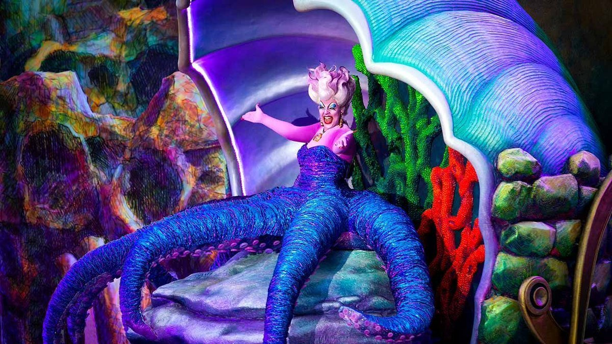 Conheça os shows e Paradas da festa de Halloween na Disneyland Paris 6