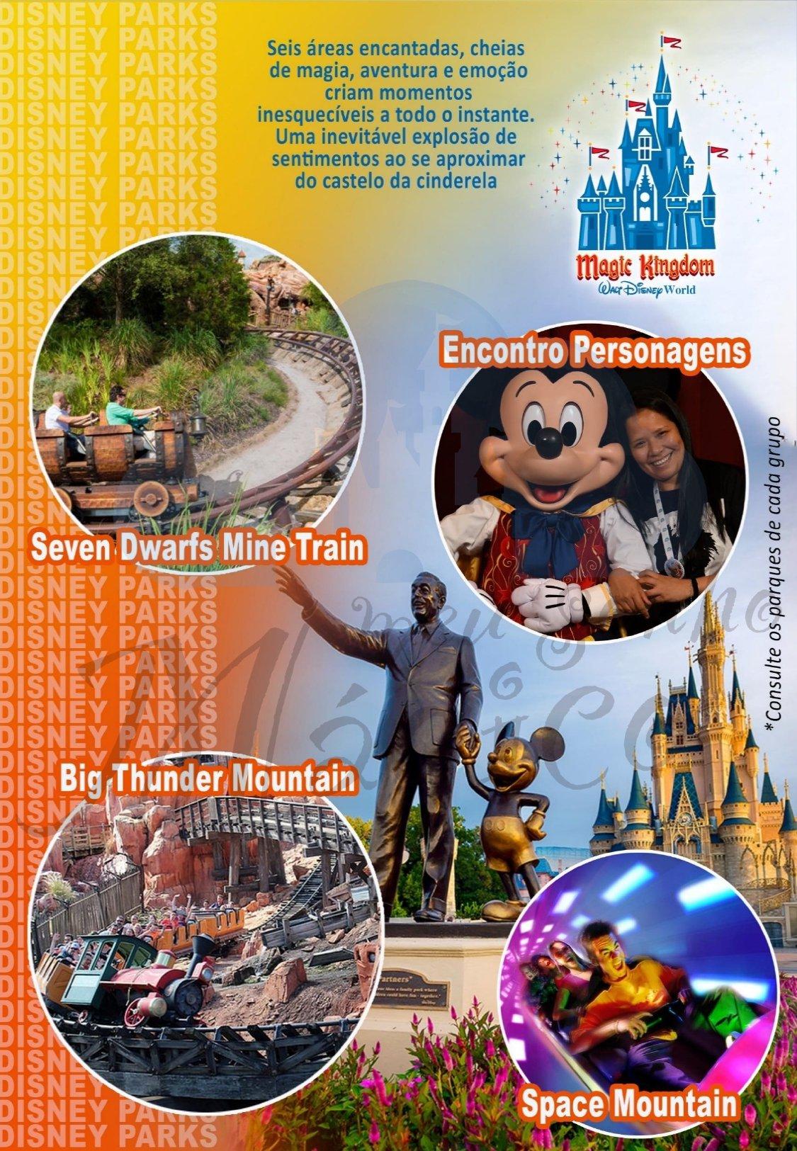 Grupo Teen Verão - Disney Julho 2021 8