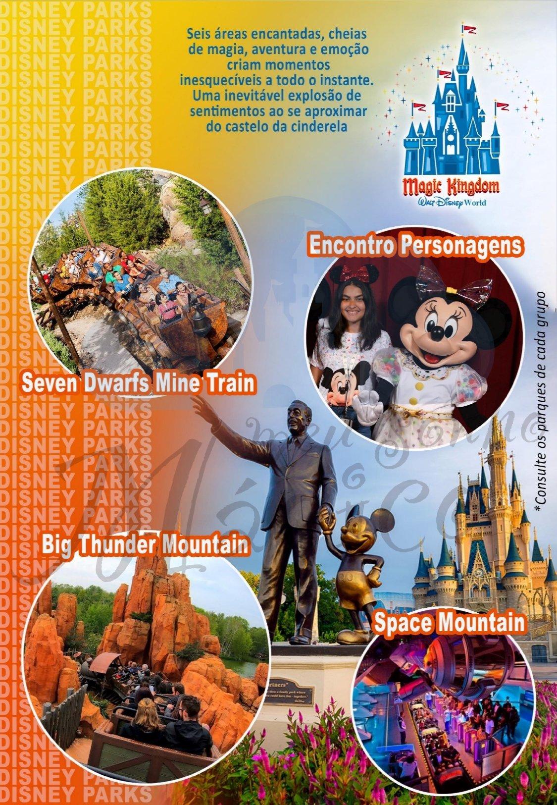 Grupo Teen Verão - Disney Julho 2022 8
