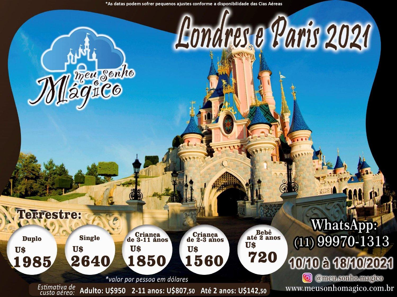 Grupo Londres e Paris Outubro 2021 20