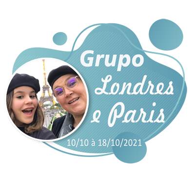 Grupo Londres Paris – Outubro 2021