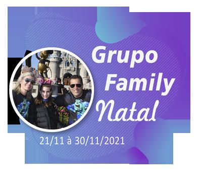 Grupo Family Natal – Orlando – Novembro 2021