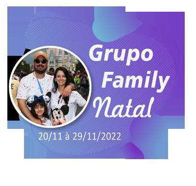 Grupo Family Natal – Orlando – Novembro 2022