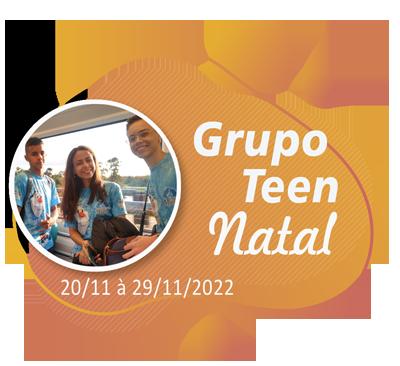 Grupo Teen Natal – Orlando – Novembro 2022